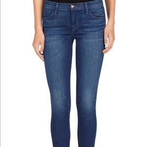 J Brand Medium Wash Skinny Jean